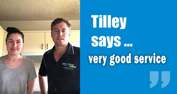 Tilley Customer Review from Upper Coomera
