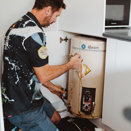 Hot Water System Upper Coomera