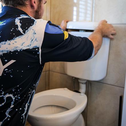 Toilet Plumbing Upper Coomera